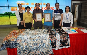 華僑兄弟回鄉捐贈文物讓更多人了解華僑歷史文化