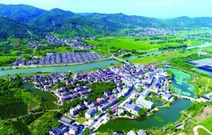 杭州市余杭區安溪集鎮:串聯遺產地的必經之路