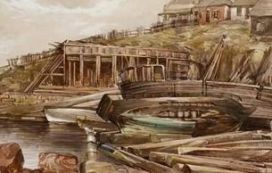 悉尼出土一艘两世纪前木船残骸