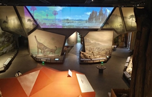 浙江自然博物院安吉館將于年底亮相