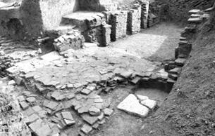 石头城遗址首次发现南朝城门 填补六朝都城考古空白