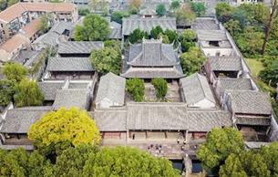 走访中国大运河最南端慈城——千年文脉在 慈孝永流传
