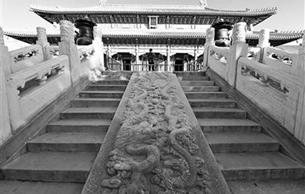 北京景山壽皇殿建筑群試開放 游客可預約參觀