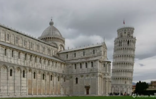 比萨斜塔斜度减少,但 4000 年里它可能都不会被拉直