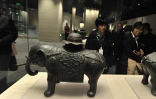 孔子利来国际娱乐开馆试运行 首批2500件(组)文物展出