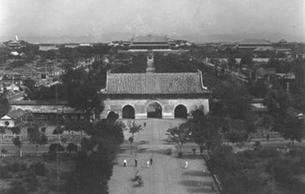 蒋梦惟:北京中轴线古建筑首次整体开放