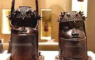 马克龙决定归还非洲国家要求26件文物 系掠夺所得