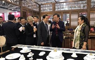 """浙江省利来国际娱乐在第八届""""博博会""""上获多项殊荣"""