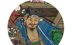 書畫中窺得宋代男子的簪花習俗