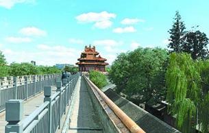 故宫城墙轶事:不仅赏景赋诗 还有政治内涵