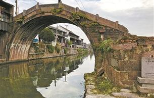 鄞江鎮光溪村:古鎮地標 水鄉明珠