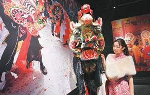 香港非遗展示月在京开幕