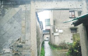 紹興市越城區馬山鎮姚啟圣故居 一處有著特殊意義的歷史遺存