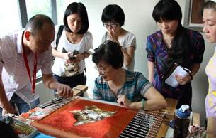 """记杭州工艺美术博物馆""""非遗""""活态传承"""
