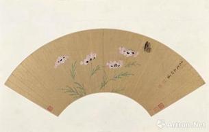 明清时期妓女画家和闺阁画家的画有区别吗