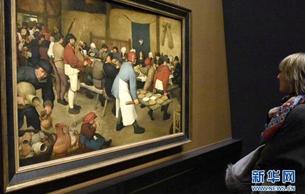 维也纳艺术史博物馆老彼得勃鲁盖尔展持续升温