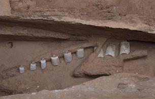 考古确定陕西刘家洼遗址为春秋时芮国后期都城遗址