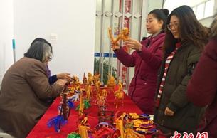 """内蒙古高校""""非遗""""过新年、迎新春"""