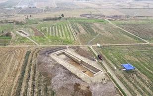 孙家岗遗址已揭示逾200座新石器时代墓葬