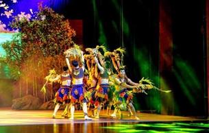 《龙船调的故乡》在京演出 作品融入国家级非物质文化遗产