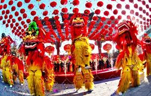 北京春节元宵节文化活动突出非遗特色