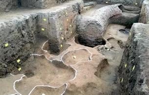 河南南阳发现2000多年前新莽时期造币厂