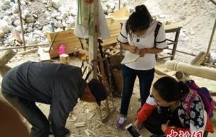甘肅師生致力古民居保護 用腳丈量40余個藏族村落