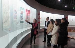 180余件河北武强年画珍品亮相新疆昌吉回族自治州博物馆