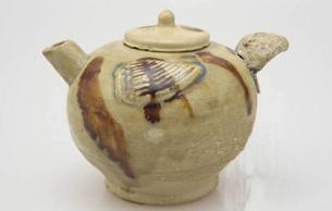 唐代長沙窯彩瓷主流工藝是高溫釉上彩而非釉下彩