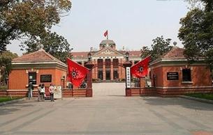 武汉革命博物馆热热闹闹过小年
