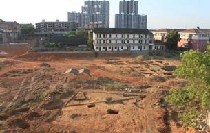 益阳兔子山遗址考古发掘现场保护和环境整治工程竣工