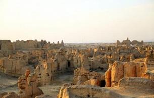 吐鲁番市高昌故城文管所组织开展返乡大学生文物保护宣传活动