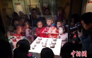 中国8省区文物机构联办《万里茶道》特展