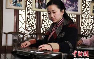 古琴艺术金陵派传承人:让古琴文化汇入寻常百姓间