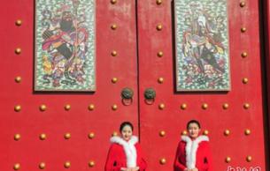 趣谈新春年俗:古代过年为啥要贴门神像?