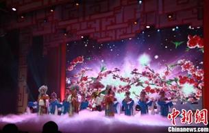 2019全球传统文化春节晚会录制完成 非遗与雅文化令人期待