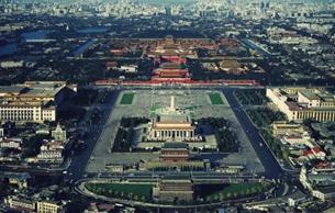 北京中軸線北段的建筑節點與文化遺存