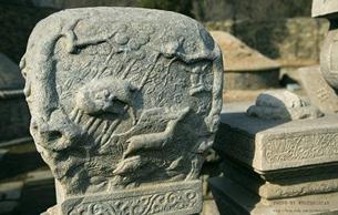 河北南和发现一明代万历年间石碑