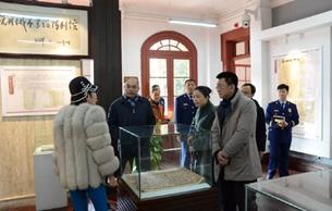 杭州市文保所積極做好節前文物安全工作