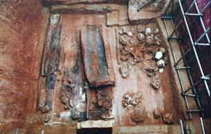 西漢海昏侯墓簡牘中發現多種儒家典籍失傳版本