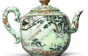 欧洲市场再兴中国艺术品收藏热
