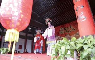 2019新春走基层 乡愁文化引客入村