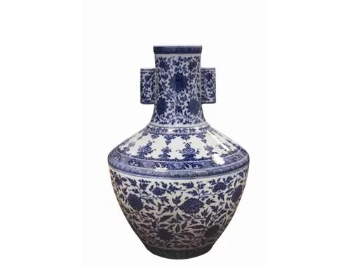 以独特的艺术风格彰显于世的雍正瓷器简介