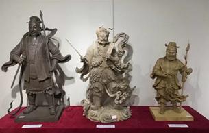 宁波府城隍庙塑像样稿展于本周开启
