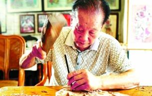 在年画里相遇——佛山冯氏木版年画复业20年