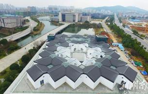 中国村落文化利来国际娱乐即将建成