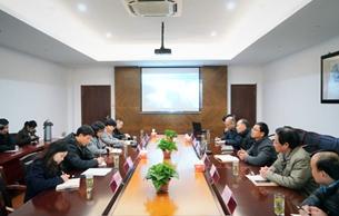 杭州市園林文物局領導調研桐廬文物保護工作