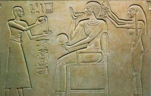 从文物绘画等看古埃及餐桌上的贫富差距