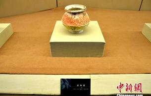 114件福建昙石山文化代表性文物亮相西安