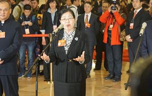 """宋纪蓉委员:我们需要更多的""""文物医院""""和""""文物医生"""""""